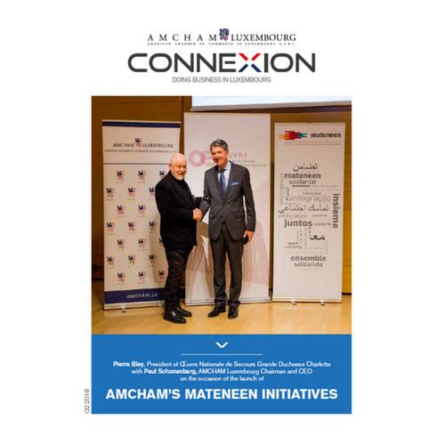 Connexion Q2 2018 Cover